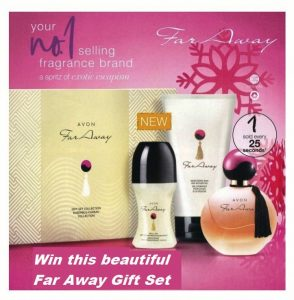 Far Away Fragrance Set